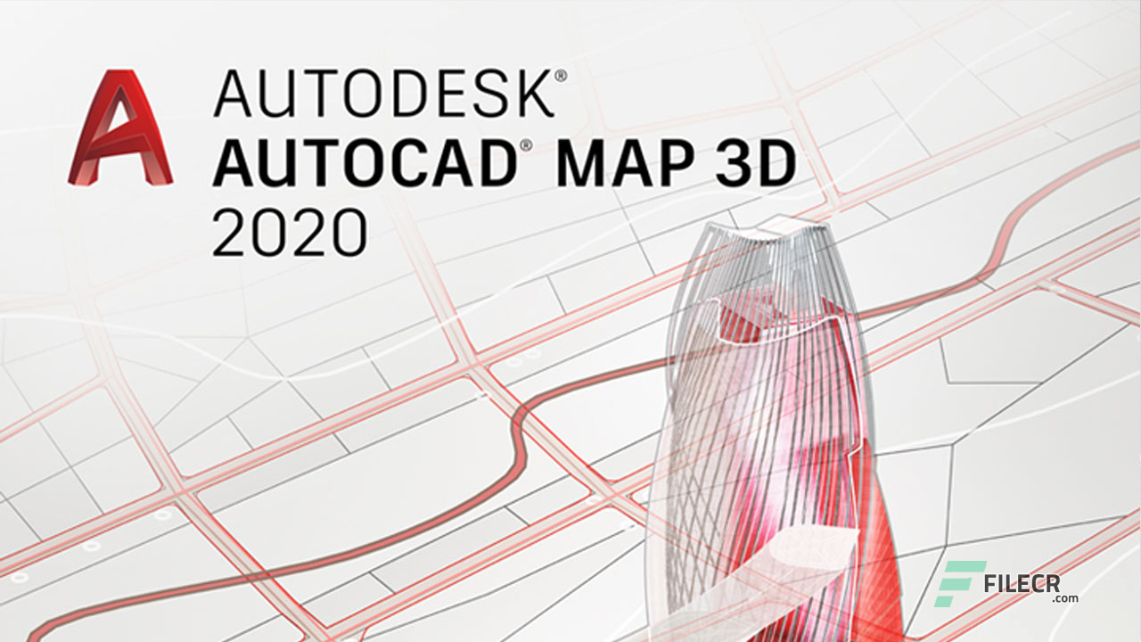 Autodesk Autocad Map 3d 2020 Cheap License