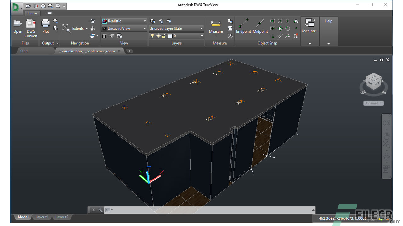 Autodesk DWG TrueView 2019 Full Version Free Download - FileCR