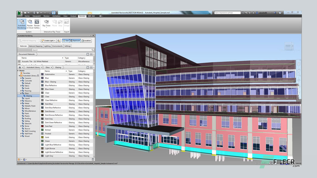 Autodesk Navisworks Simulate 2020 Free Download - FileCR