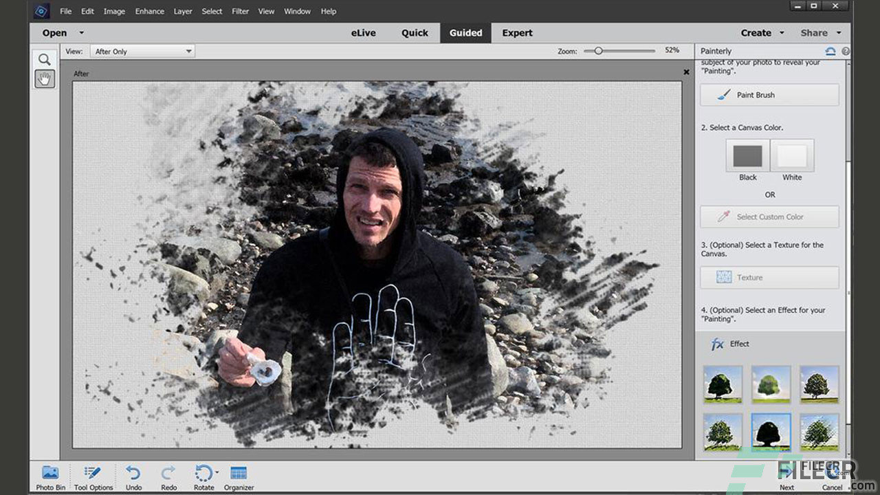 Scr3_Adobe Photoshop Elements_free download