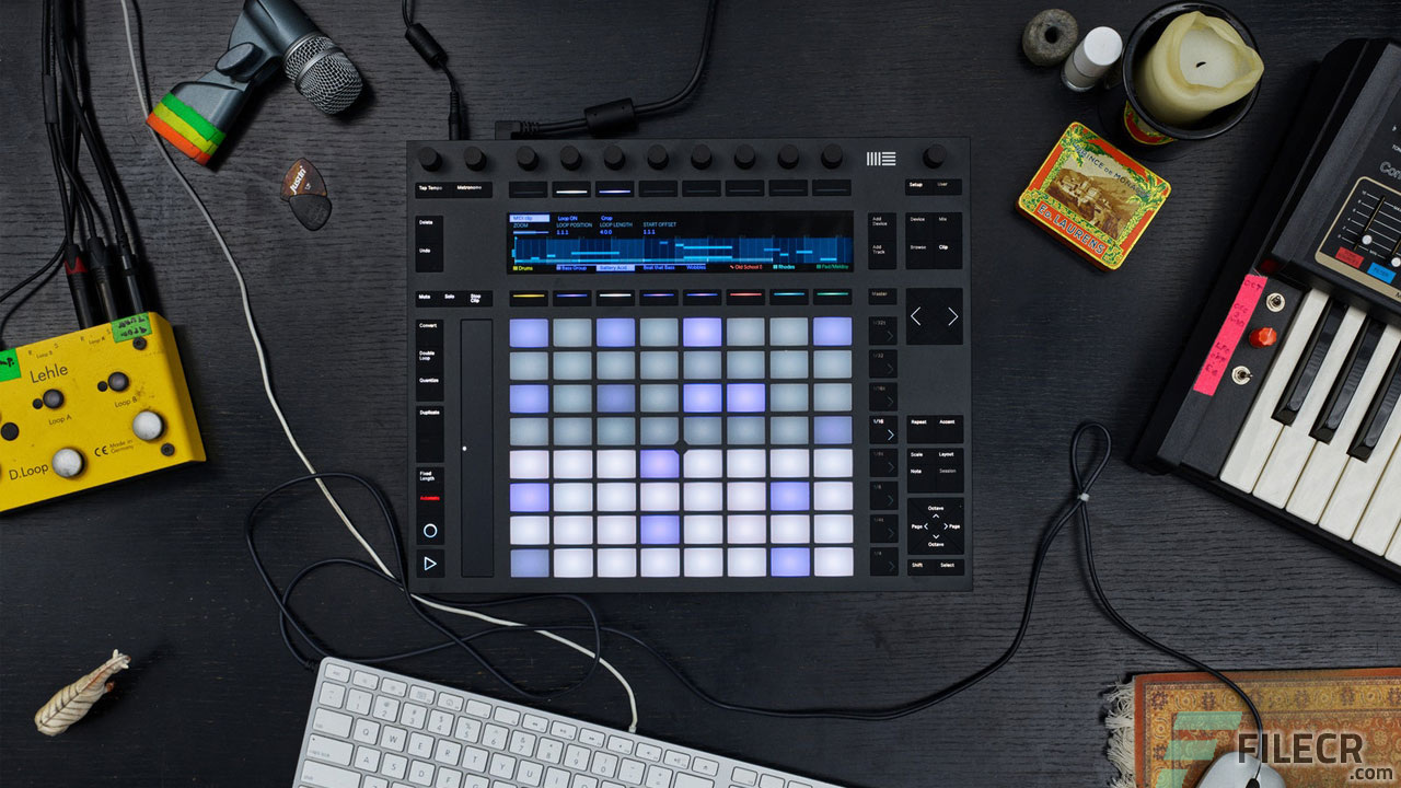 Scr4_Ableton Live Suite_Free download