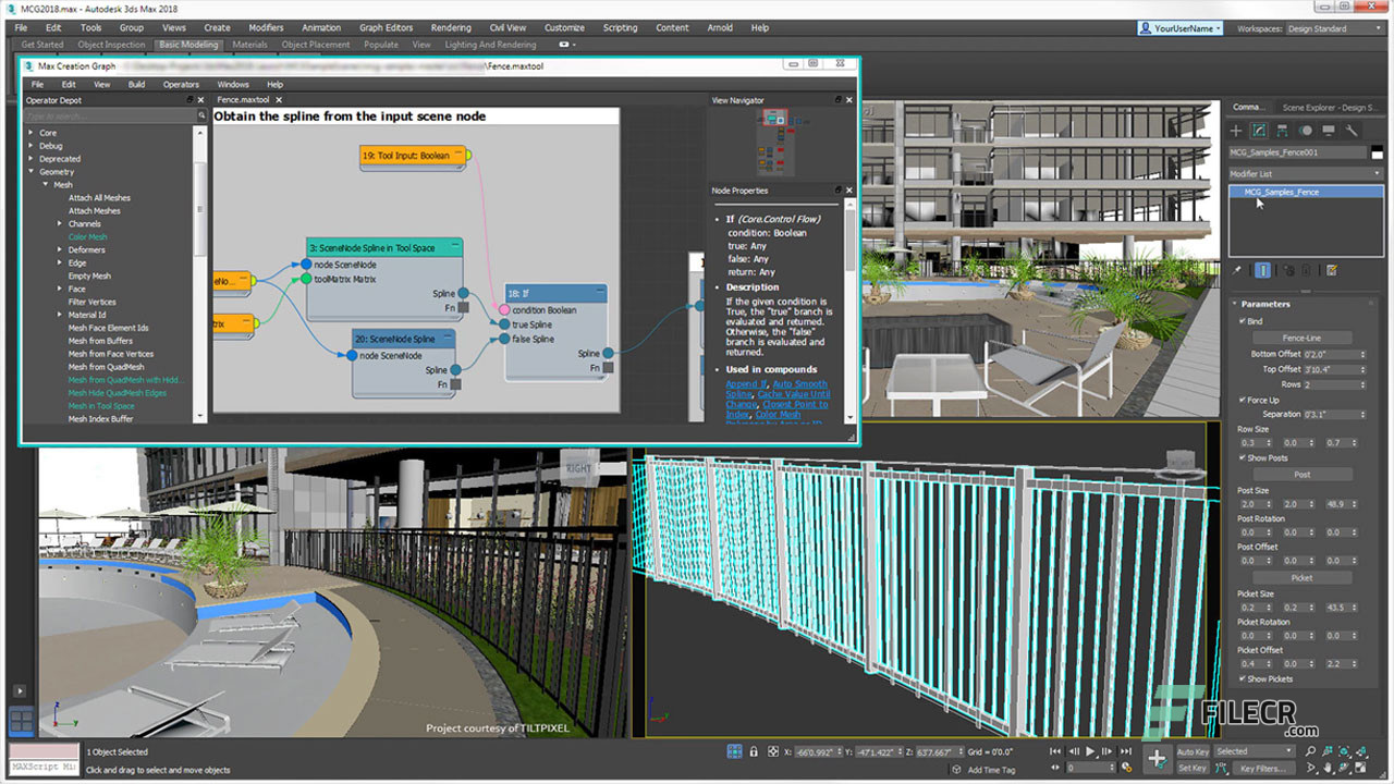Autodesk 3DS MAX 2020 Full Version Free Download - FileCR