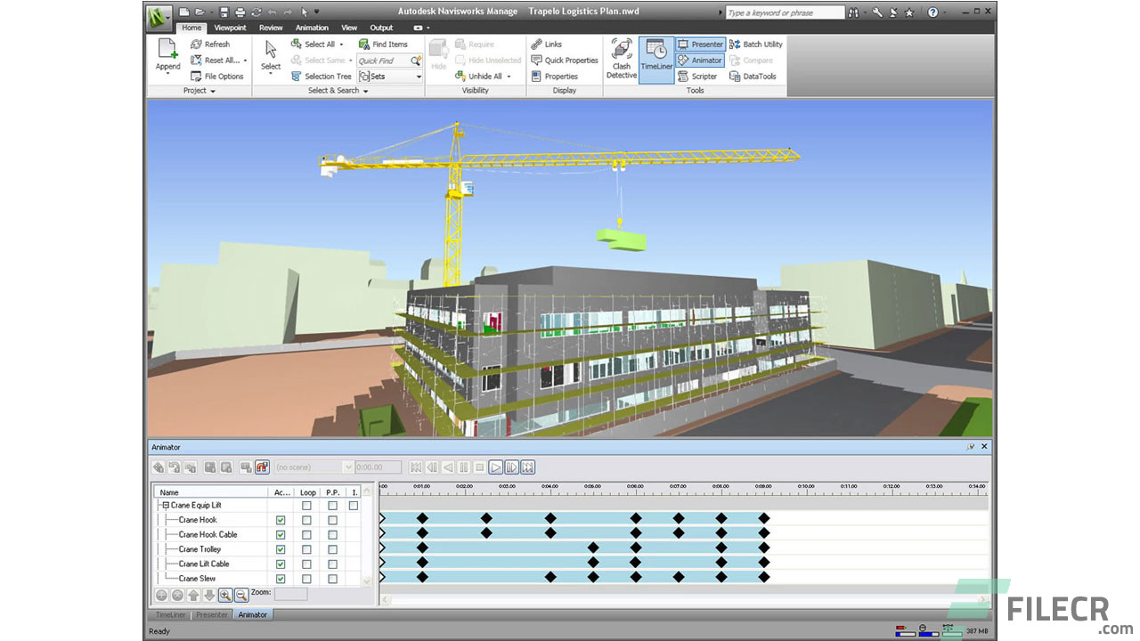 Autodesk Navisworks Manage 2020 Free Download - FileCR