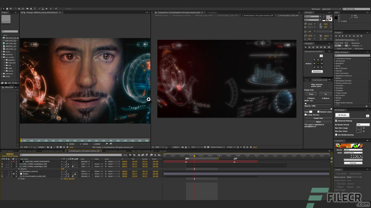 Adobe After Effects CC 2019 v16 1 1 for MacOS - FileCR