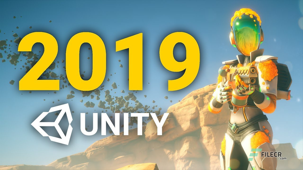 Unity Pro 2019 Free Download