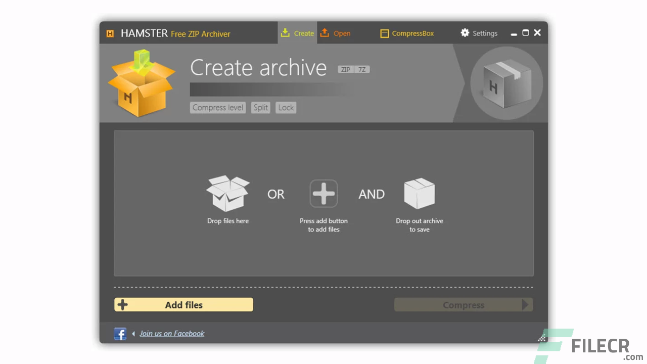Hamster ZIP Archiver 4 Full Version Free Download - FileCR