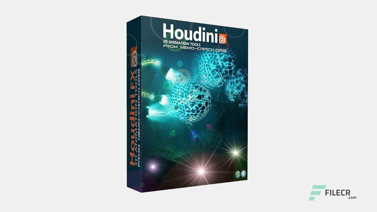 SideFX Houdini FX 17 5 327 Full Version Free Download - FileCR