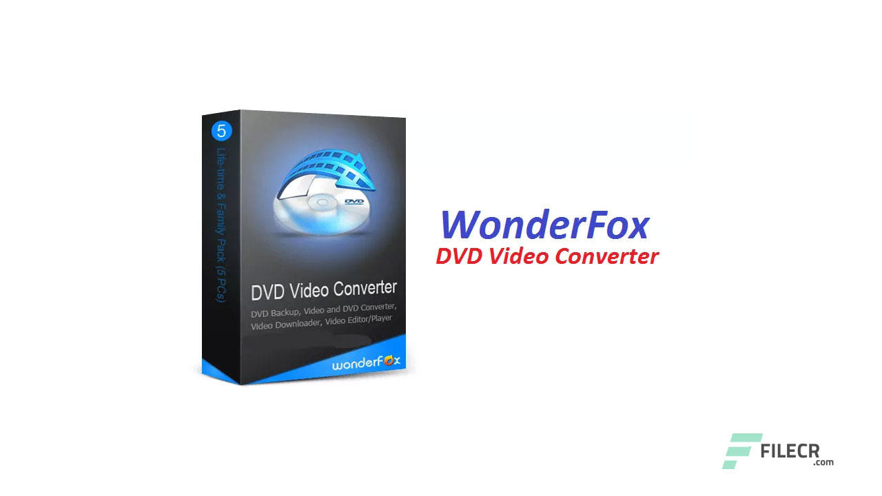 WonderFox DVD Video Converter 18.0