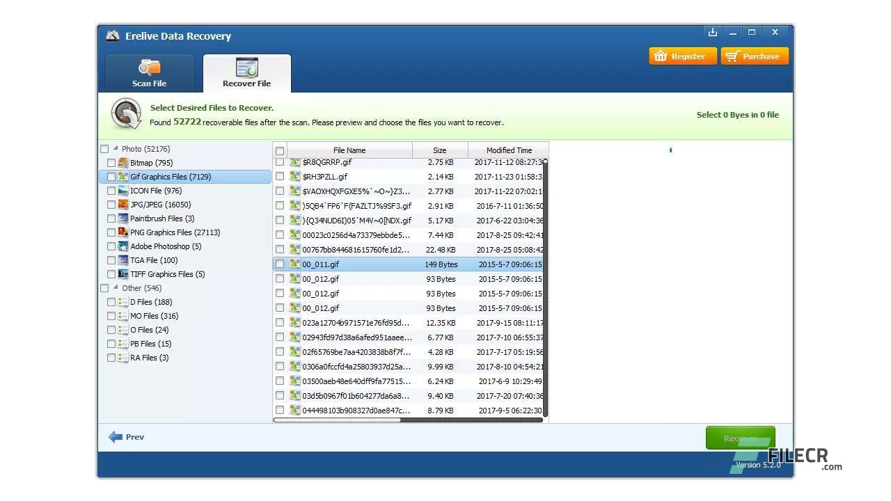 Erelive Data Recovery 5 2 0 0 Full Version Free Download - FileCR