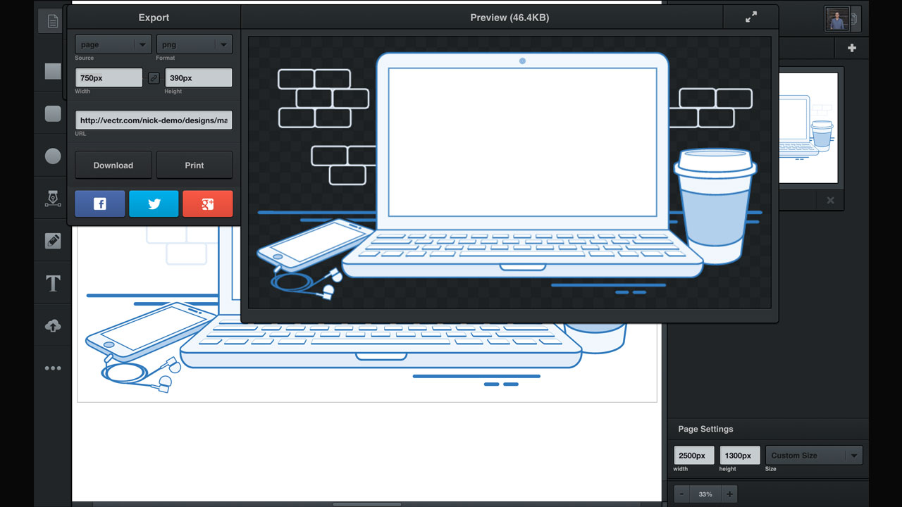 Scr3_Vector-Graphics-Editor_free-download