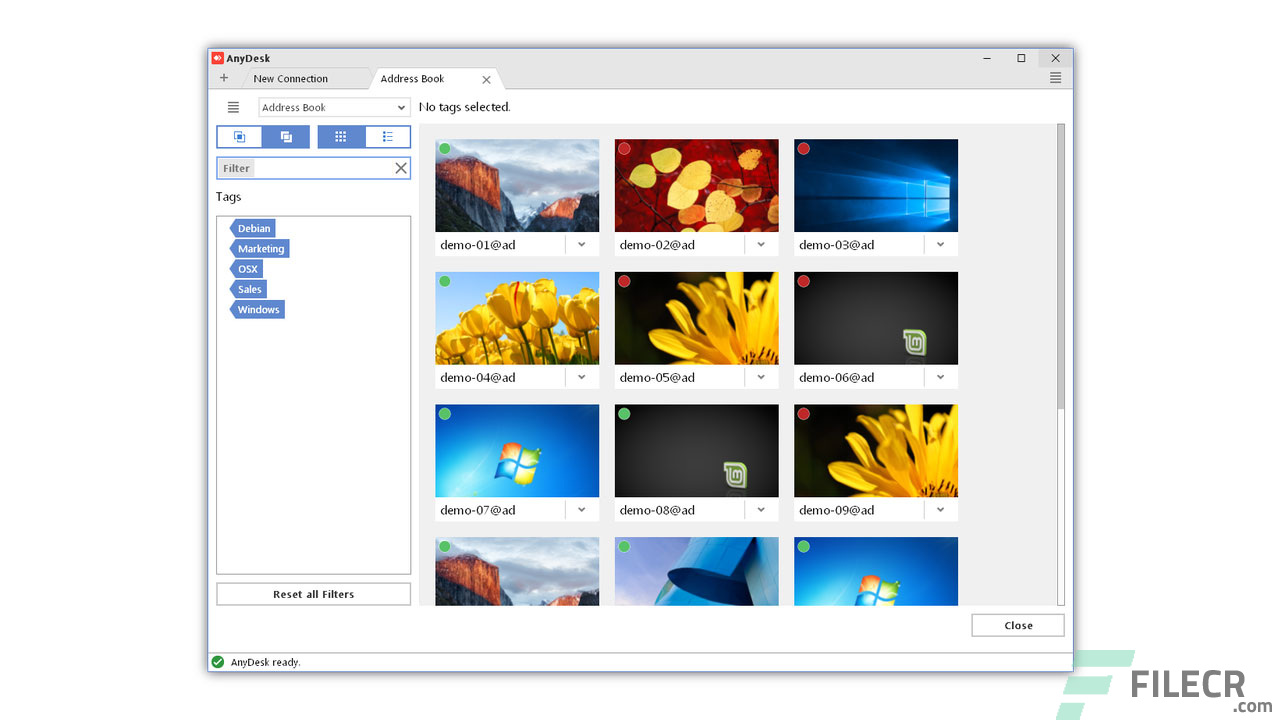 AnyDesk 5 1 2 - Free Download Latest Full Version - FileCR