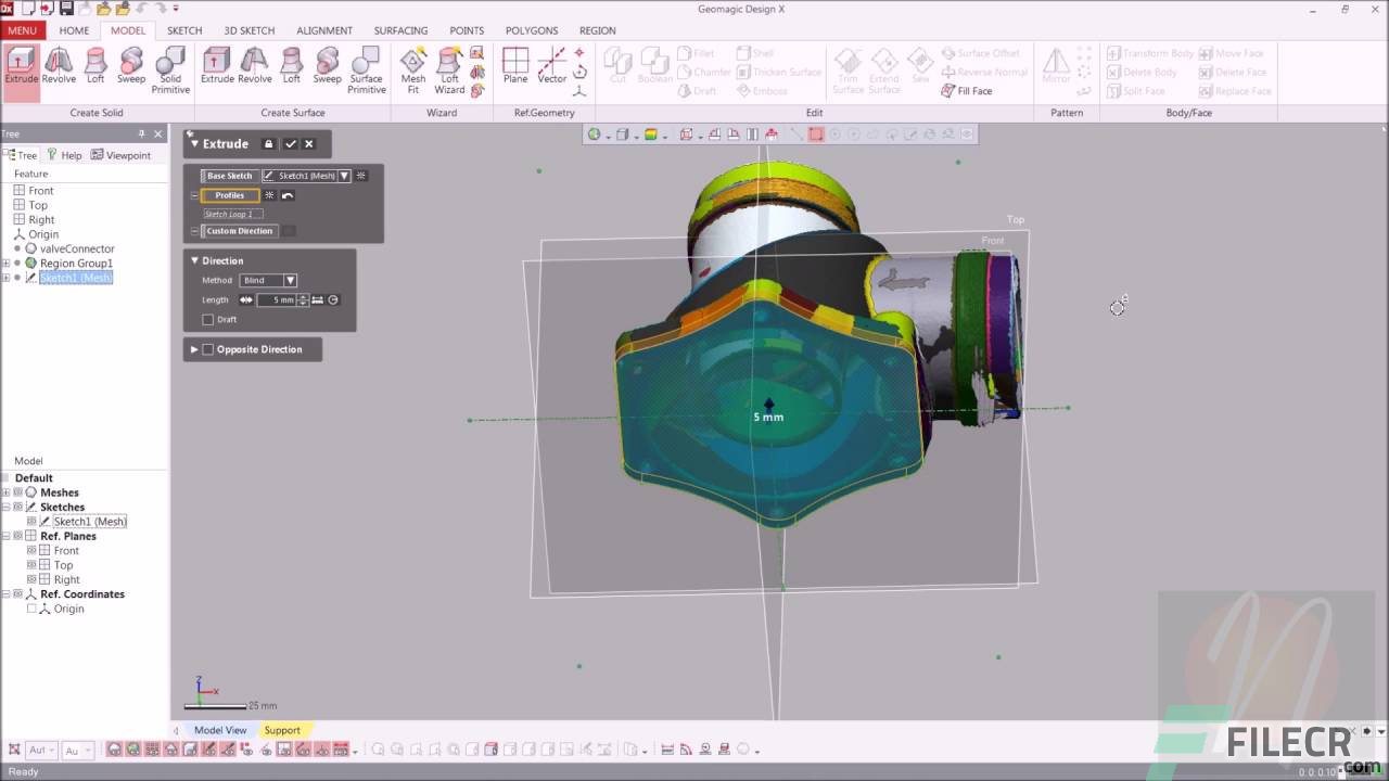 Geomagic Design X 2019 0 2 Full Version Free Download - FileCR