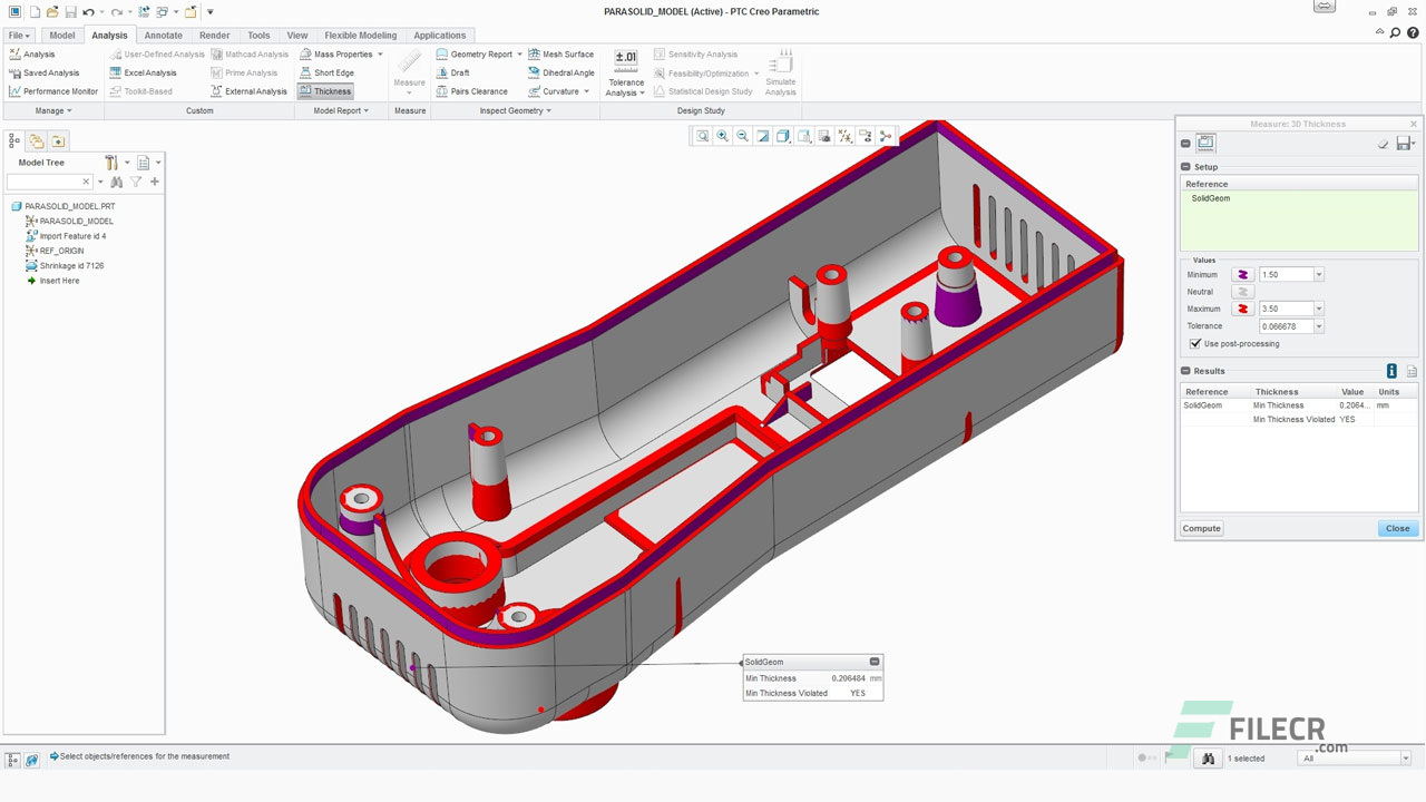 PTC Creo 6 0 2 0 / 5 0 5 0 / 4 0 M100 + HelpCenter - FileCR