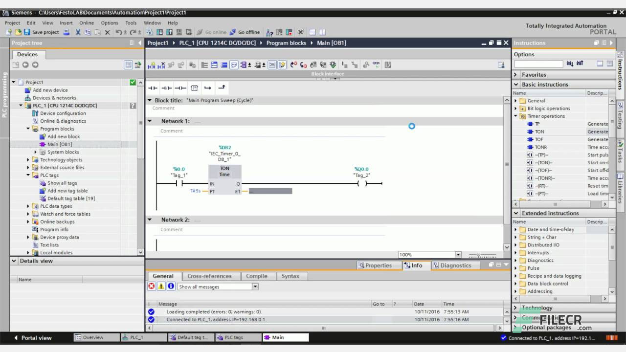 Siemens SIMATIC TIA Portal 15 Full Version Free Download - FileCR