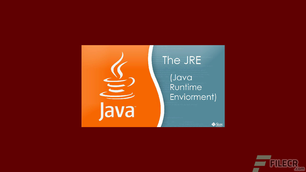 Java SE Runtime Environment (JRE) 8.0 Update 241