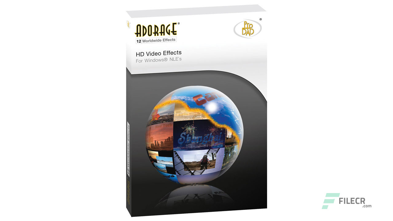 proDAD Adorage 3.0.120.1 with All-in-One Effect Library (1-13)