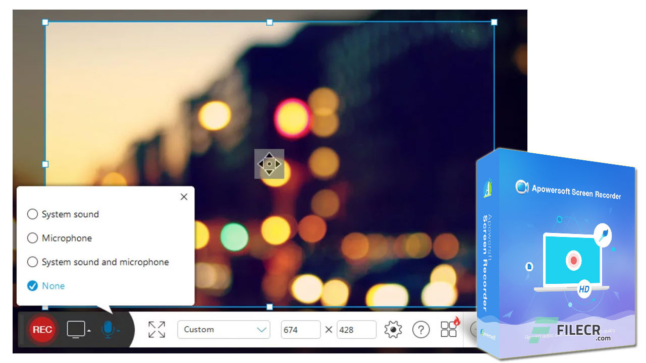 Apowersoft Screen Recorder Pro 2.4.1.2