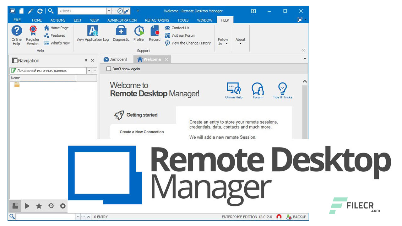 Remote Desktop Manager Enterprise 2019.1.39.0