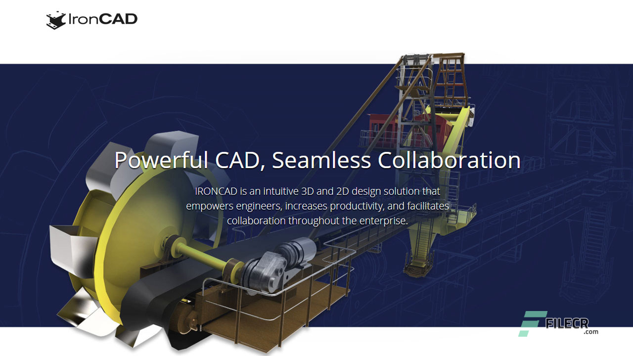 Buy Ironcad Design Collaboration Suite 2015 With Bitcoin