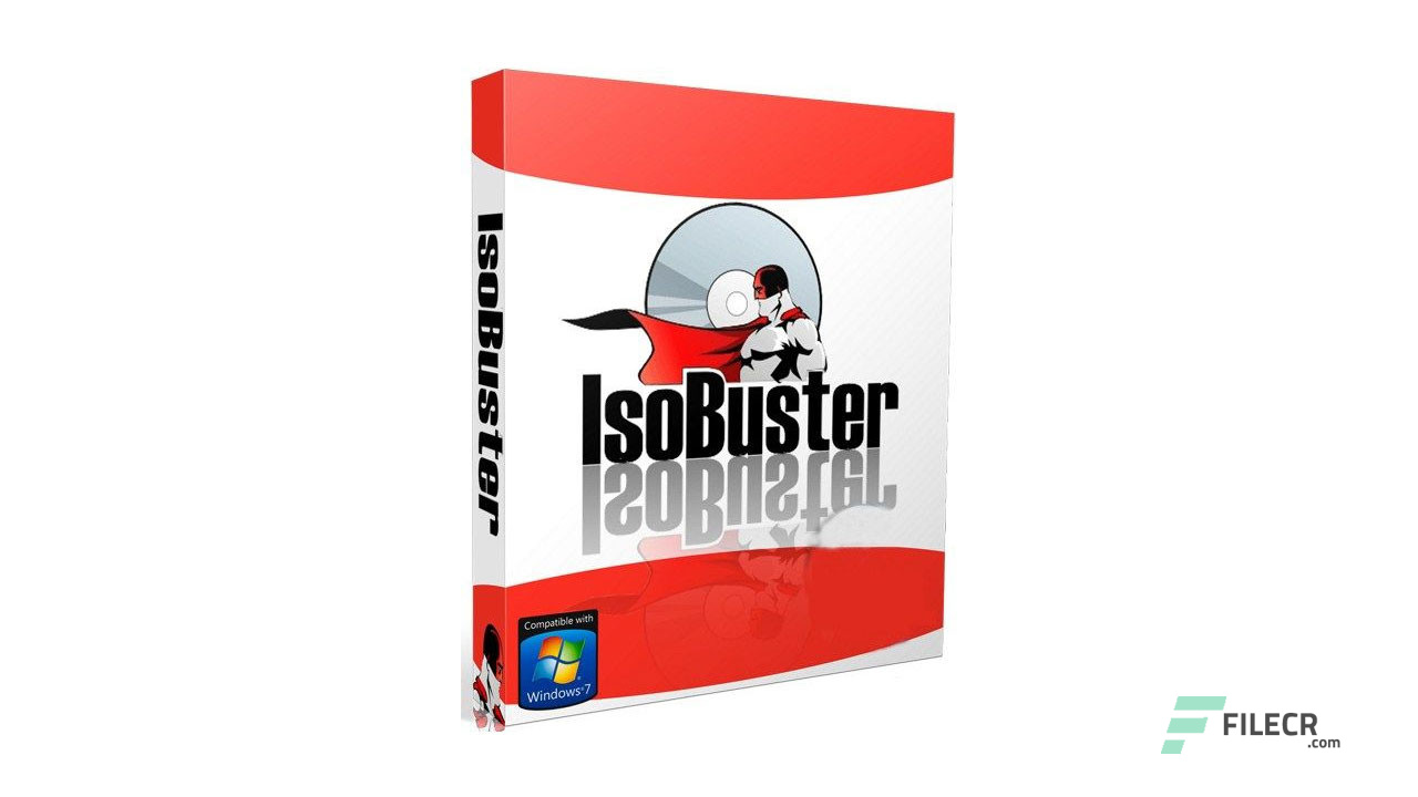 IsoBuster Pro 4.5 Build 4.5.0.00