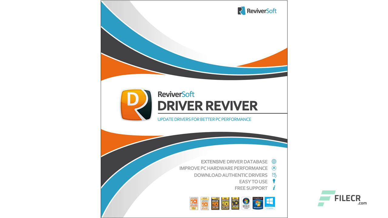 ReviverSoft Driver Reviver 5 Free Download