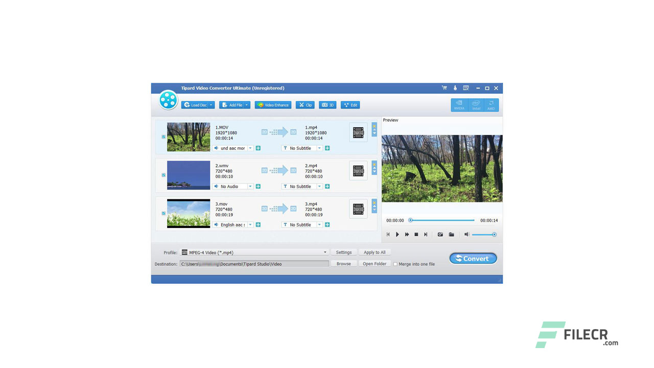 Scr3_Tipard-Video-Converter-Ultimate-9_Free-Download