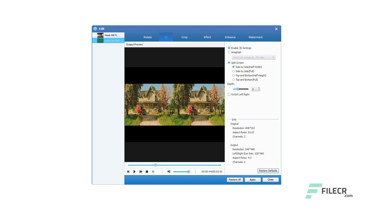 Scr5_Tipard-Video-Converter-Ultimate-9_Free-Download