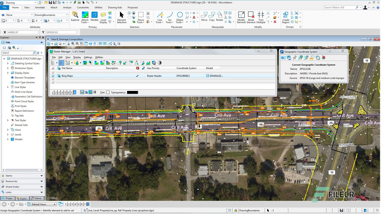 MicroStation PowerDraft CONNECT Edition 10 Free Download