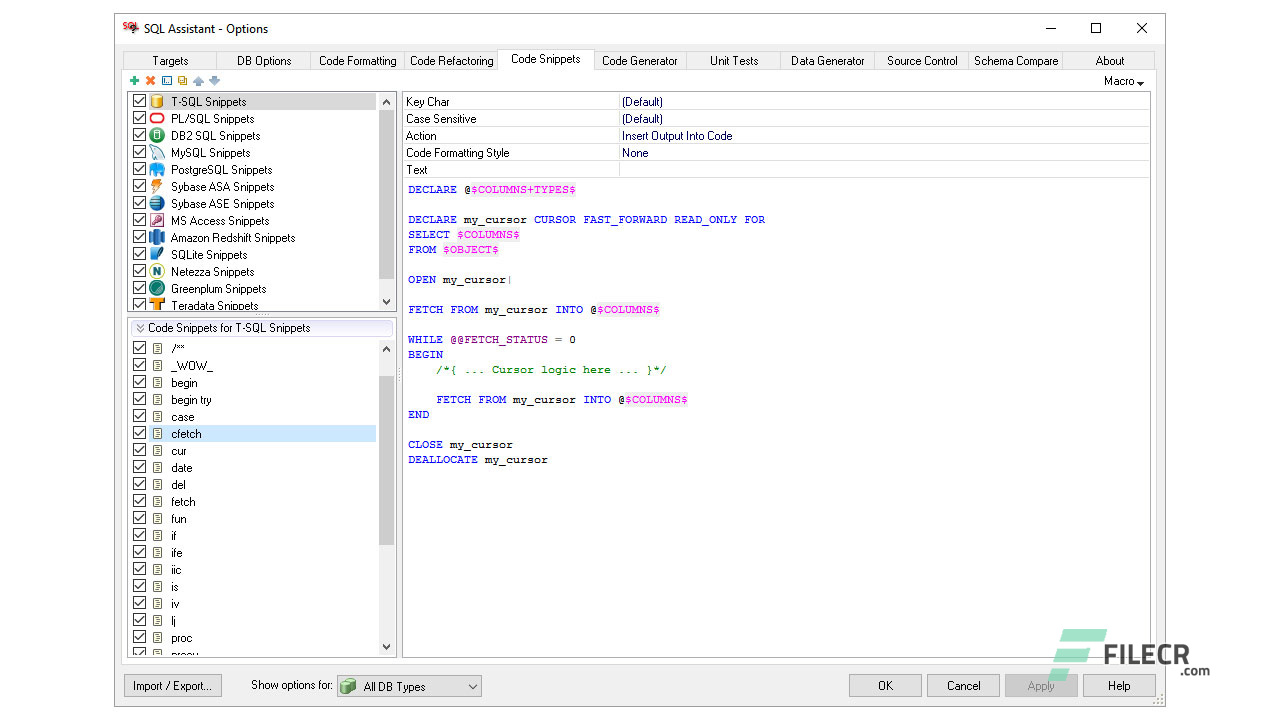 SoftTree SQL Assistant 9 5 Full Version Free Download - FileCR