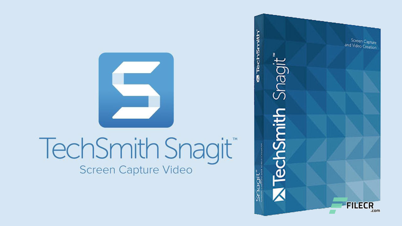 TechSmith Snagit 2019 Free Download Full Version