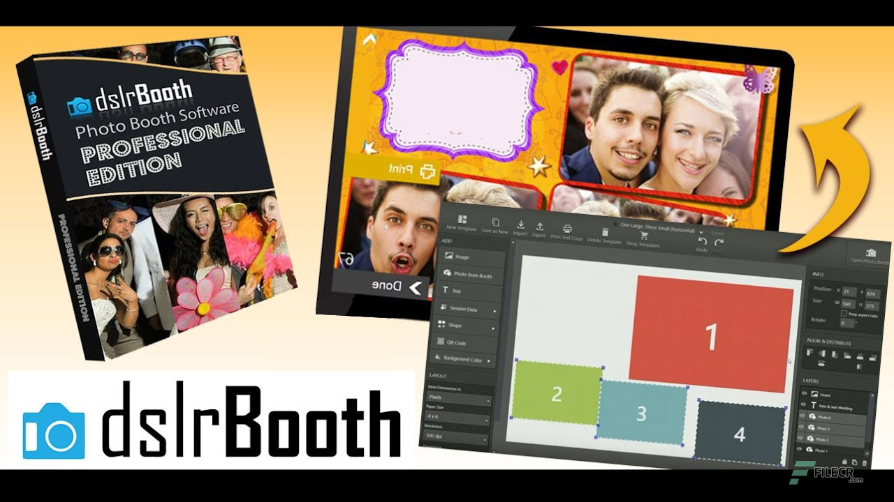 dslrBooth 5.32.1115.1 Professional