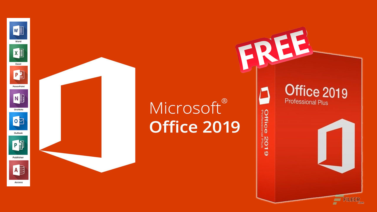 Microsoft Office 2019 Professional Plus v1908 Build 11929 20300