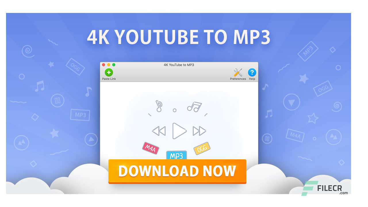 4K YouTube to MP3 3.8.2.3082