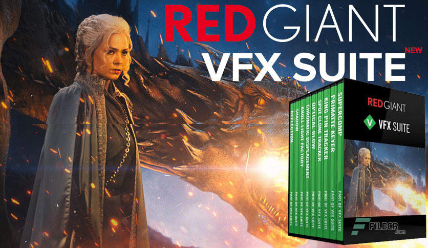 Red Giant VFX Suite 1 0 2 Full Version Free Download - FileCR