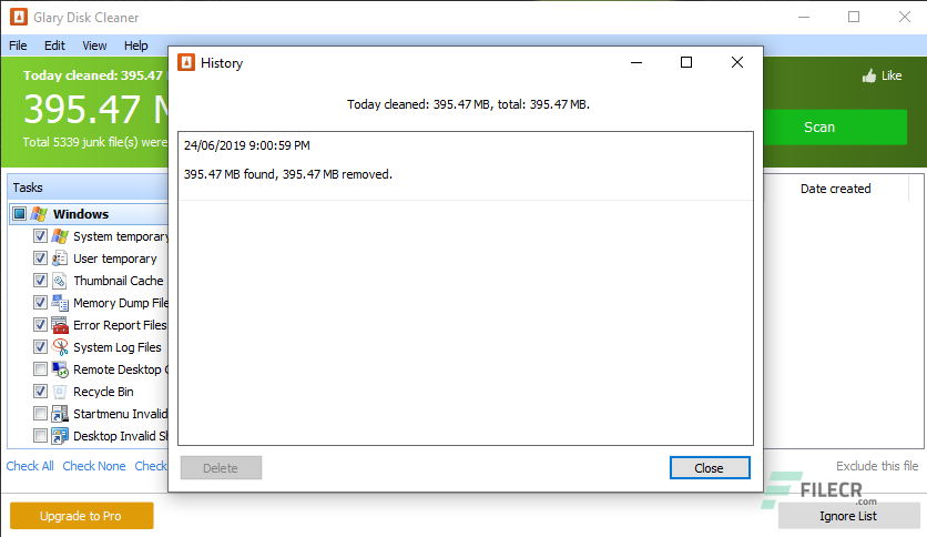 scr4-Glary Disk Cleaner-free download