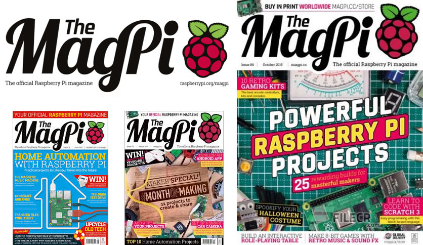 The MagPi – Issue 88, December 2019