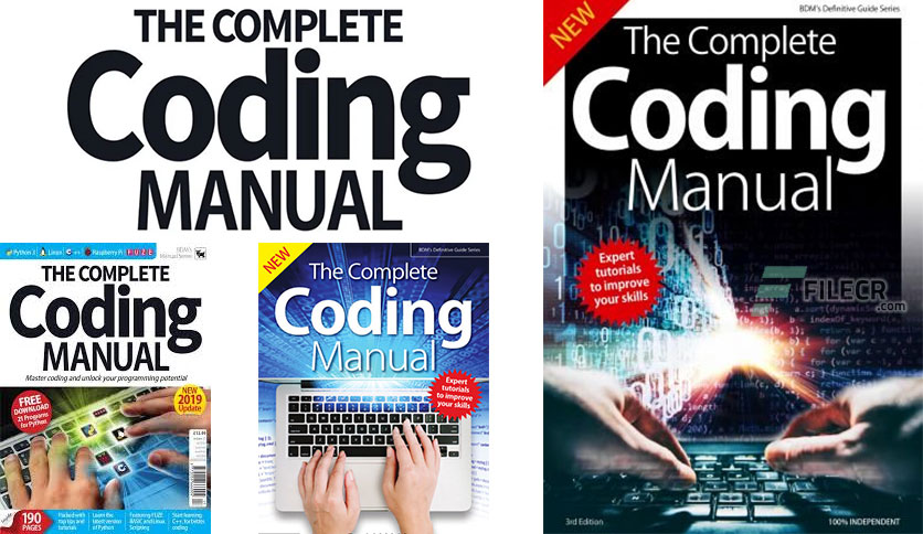 The Complete Coding Manual  U2013 3rd Edition 2019