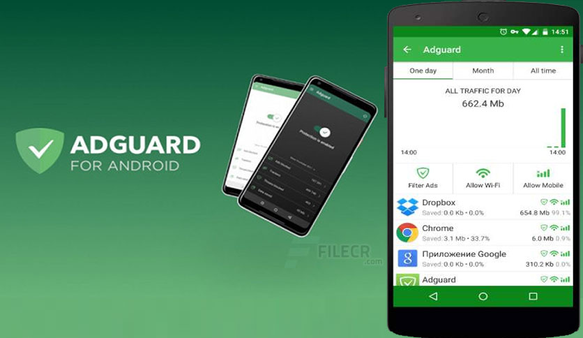 Adguard 3.3.1.229 Premium – Block Ads Without Root