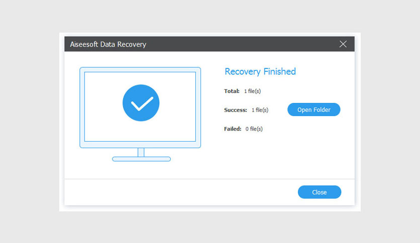 Aiseesoft Data Recovery Crack 1.2.28 +  Free Download 2021