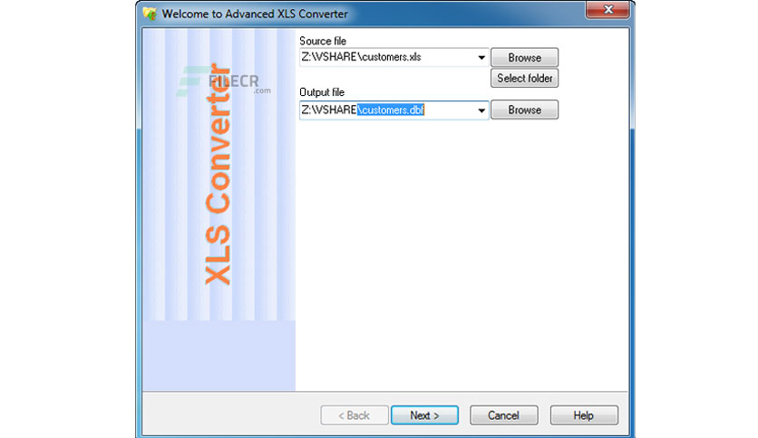 Advanced XLS Converter 7.20